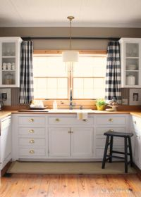 Best 25+ Kitchen curtains ideas on Pinterest | Kitchen ...