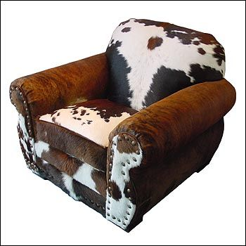 cow hide accent chair  Cowhide Accent Chairs Cowhide