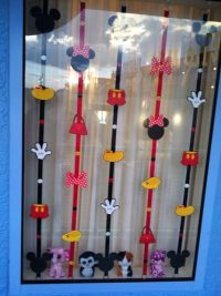 17 Best images about Disney Resort Room Window Decorations ...