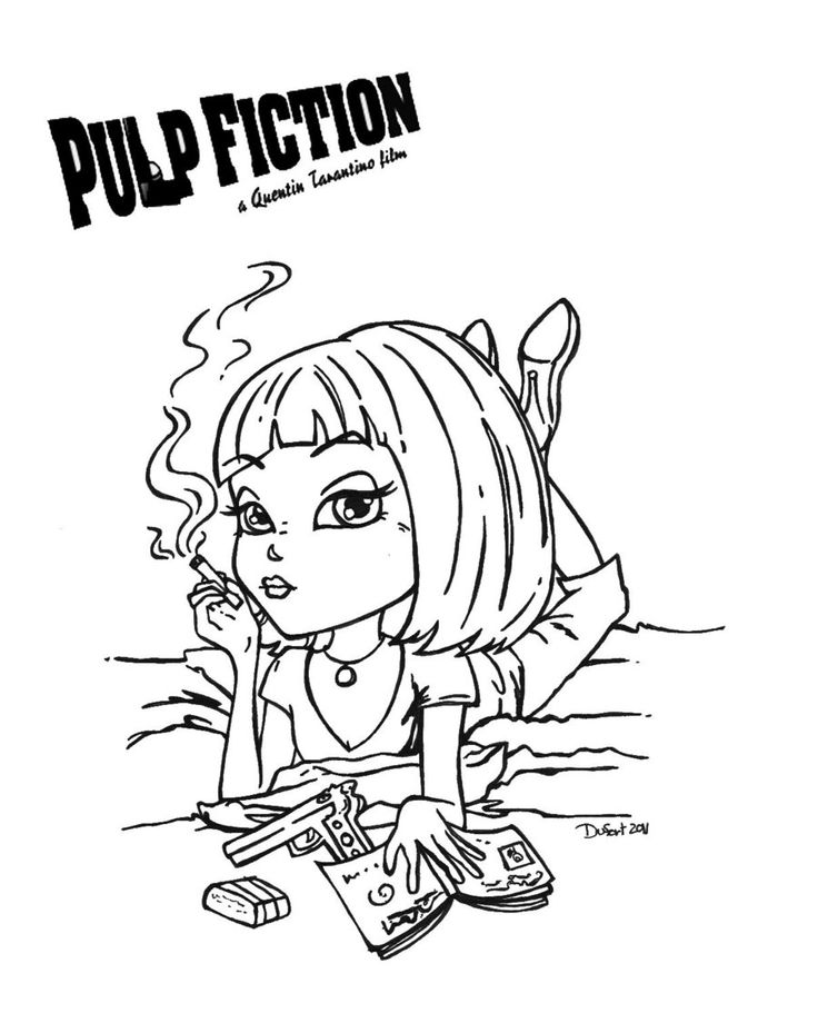 17 Best images about MOVIES : Pulp Fiction (1994) on