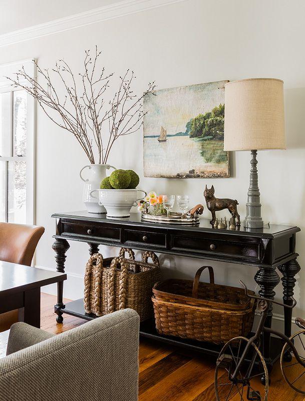 268 Best Images About Home Decor Table Vignettes On Pinterest