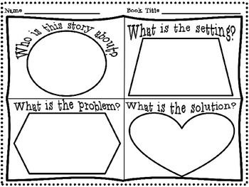 78+ images about reading graphic organizers on Pinterest