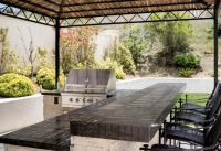 1000+ ideas about Covered Outdoor Kitchens on Pinterest ...
