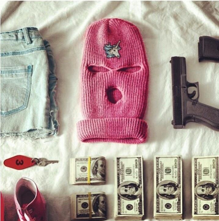 Ski Mask Girl With Gun Wallpaper 17 Best Ideas About Gangsta Girl On Pinterest Gangster
