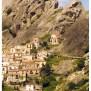Castelmezzano In The Southern Italian Province Potenza