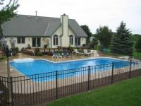 L Shaped Swimming Pool Wisconsin | L Shapes Pool Designs ...