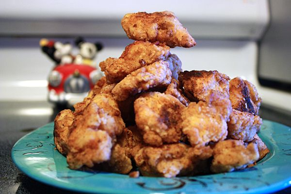 Chicken Nuggets Feingold Diet Stage 1 Recipe Real Life
