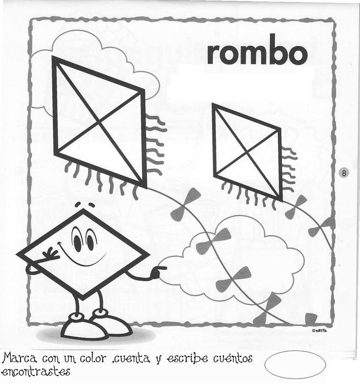 25+ best Figuras Geometricas Para Preescolar ideas on