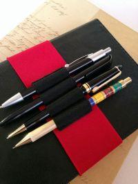 Journal Pen Holder, Pen Holder, Planner Band, Pen ...