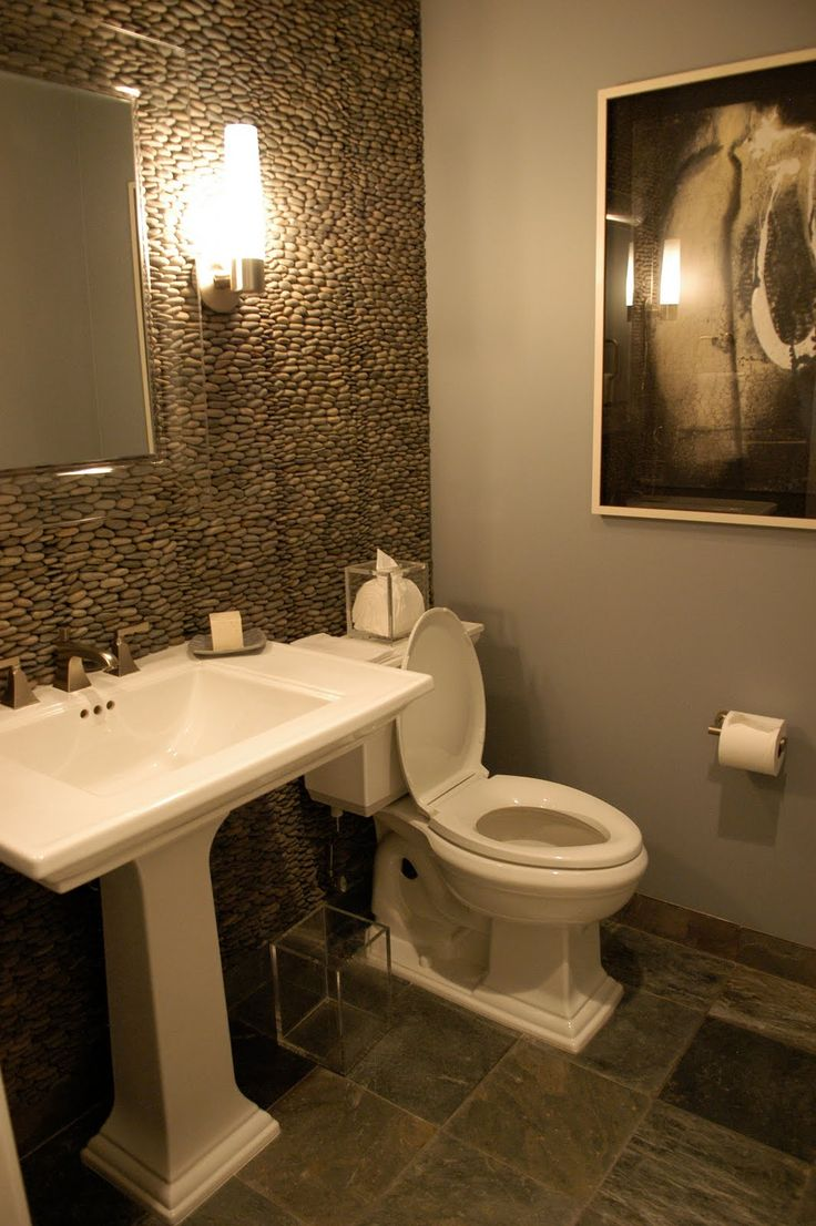 85 best images about 12 Bathroom Ideas Our DIY on Pinterest  Small half bathrooms Toilets and