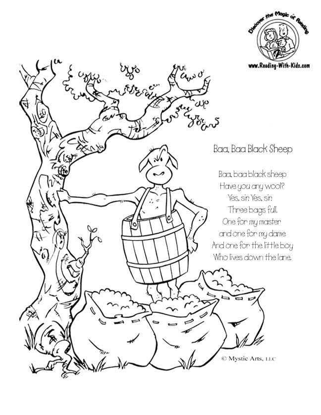 1000+ ideas about Baa Baa Black Sheep on Pinterest