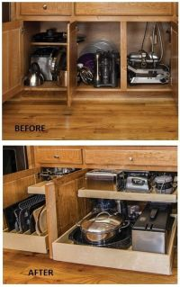 25+ best ideas about Organizing kitchen cabinets on ...