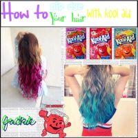Best 25+ Kool Aid Hair Dye ideas on Pinterest | Kool aid ...