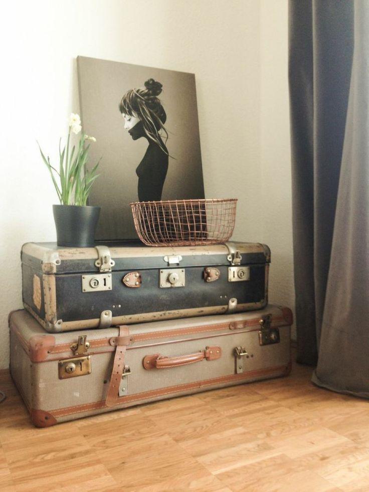 Die 25 besten Ideen zu Alte Koffer auf Pinterest