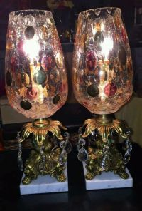 71 best images about Bohemian lamps on Pinterest | Opaline ...