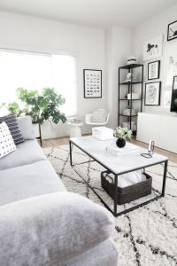 25+ best ideas about Black white rooms on Pinterest ...