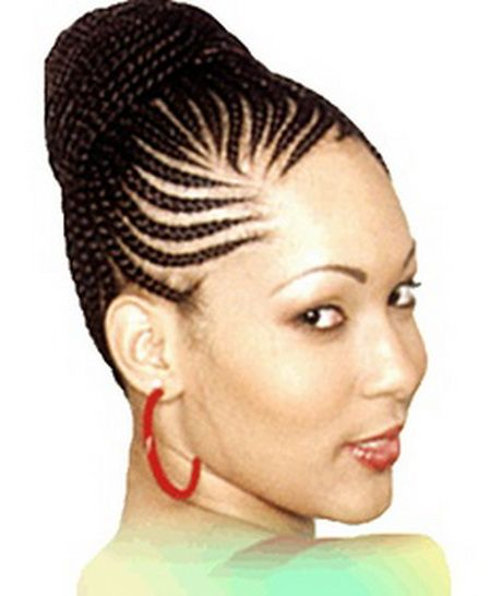 25 Best Ideas About African Braids Styles On Pinterest African