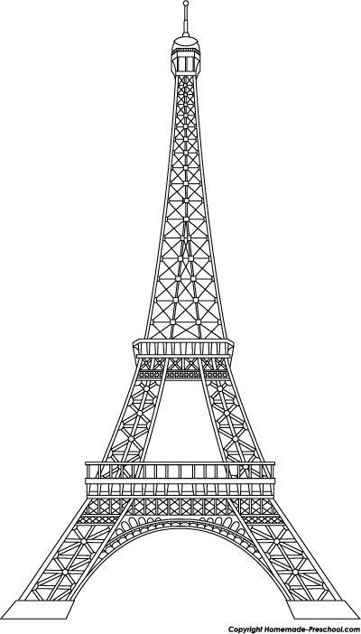 25+ best ideas about Eiffel tower craft on Pinterest