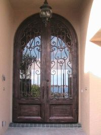 tuscan style front doors | front doors | Ideas for the ...