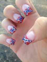 ideas redneck nails