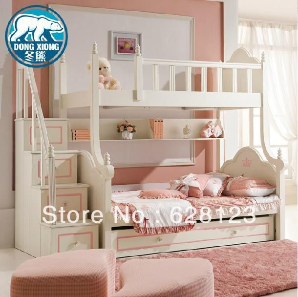 childrens bunk beds with stairs Childrens furniture