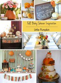 Best 25+ Pumpkin baby showers ideas on Pinterest