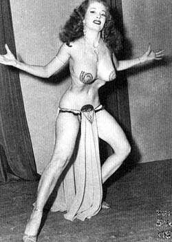 Tempest Storm Burlesque Dancer  Tempest Storm   80 Year