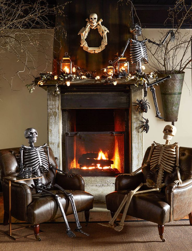 25 Best Ideas About Halloween Home Decor On Pinterest Easy