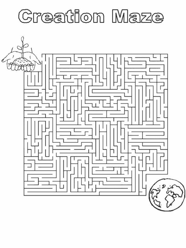 17 Best images about First Grade RE on Pinterest Maze