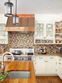 Find the Perfect Kitchen Color Scheme | Copper, Cream and ...