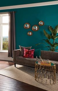 25+ best ideas about Teal Walls on Pinterest | Teal ...