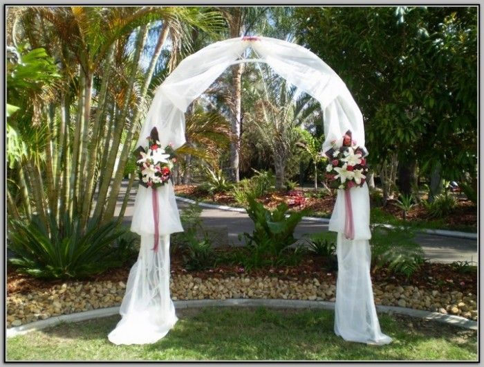 Wedding, Indoor Wedding Arches And Indoor Wedding On Pinterest
