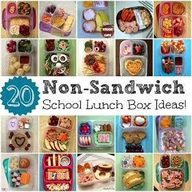 Keeley McGuire: Lunch Made Easy: 20 Non-Sandwich School Lunch Ideas for