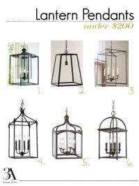 25+ best ideas about Lantern Chandelier on Pinterest