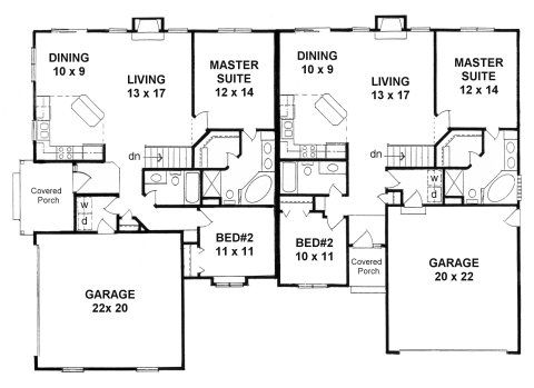 1000+ images about one story house plans on Pinterest