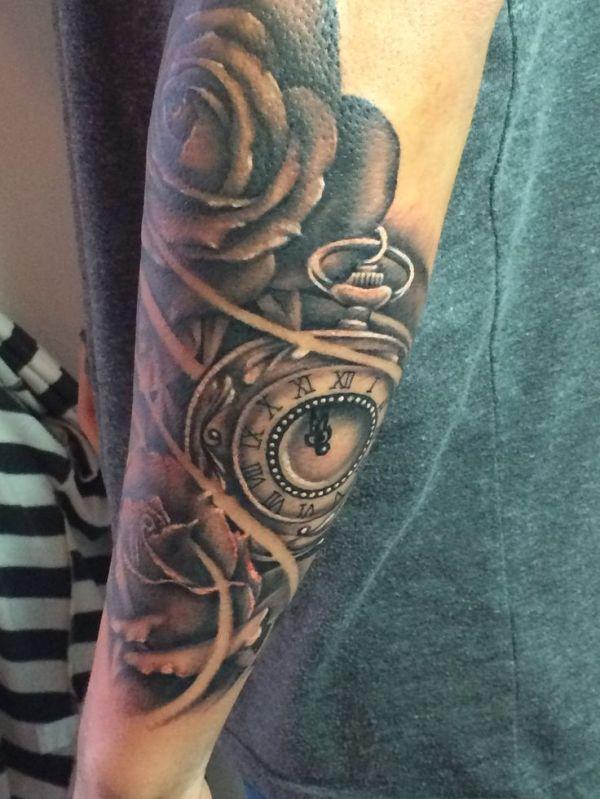 ideas lower arm tattoos