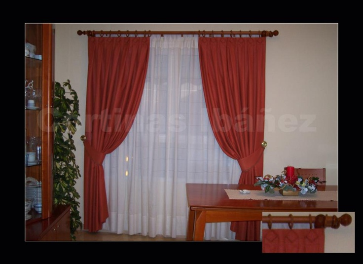 92 best images about Cortinas on Pinterest  Pique Un and 2