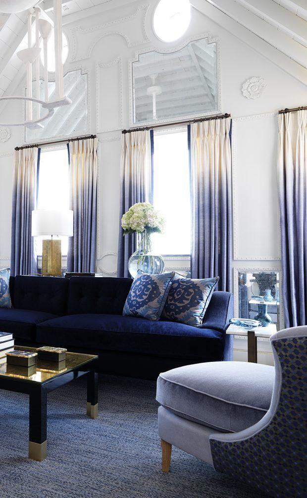 25 Best Ideas About Blue Sofas On Pinterest Blue Living Room Furniture Blue Living Room