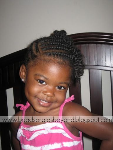 8 Best Images About Baby Hairstyles On Pinterest Black Girls
