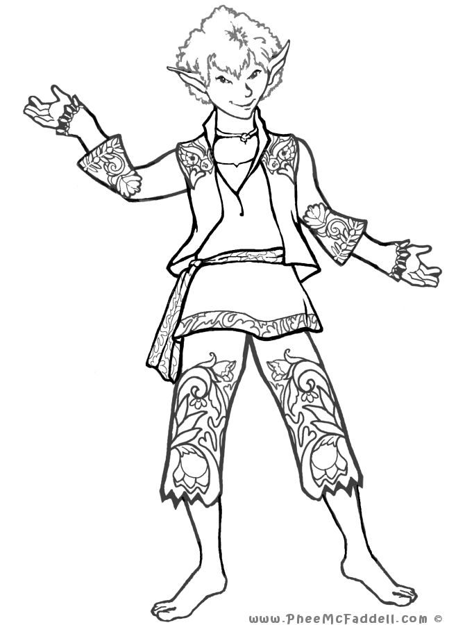 Coloring Pages Mystical to Mythical: a collection of ideas