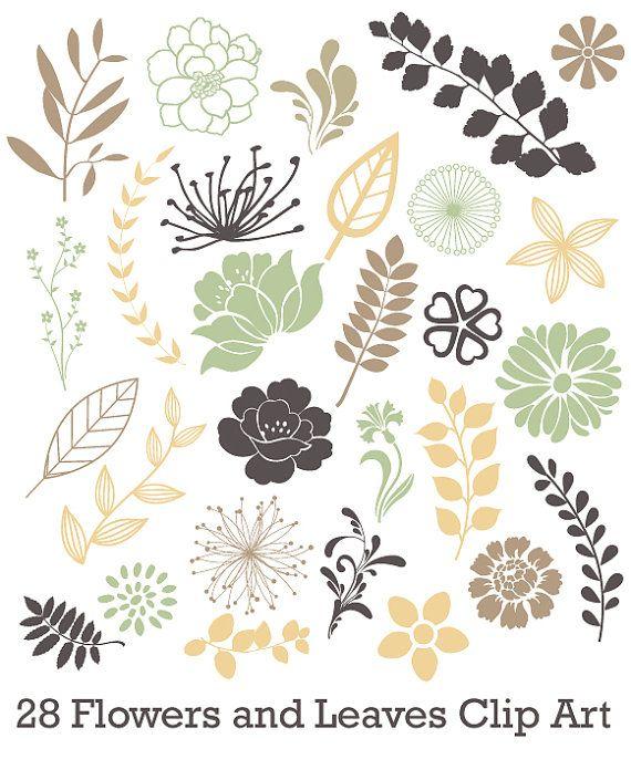 flower clipart ideas