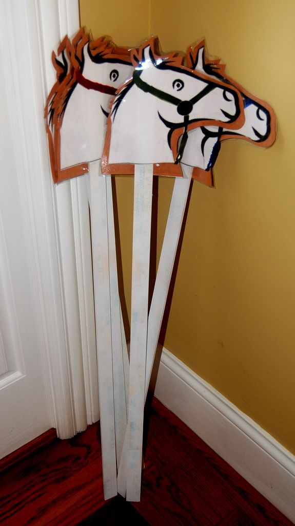 Best 25 Stick horses ideas on Pinterest Pool noodle