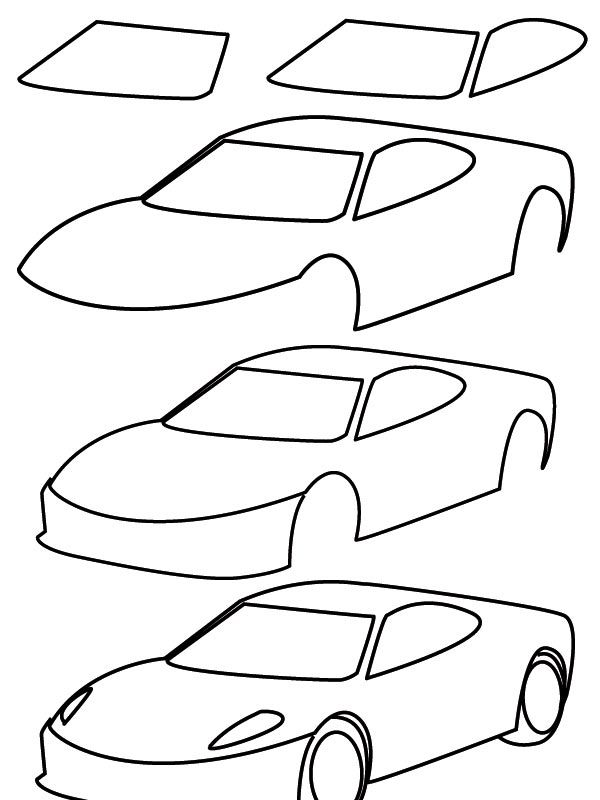 163 best images about Kids how to draw 1 on Pinterest