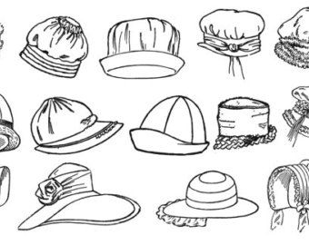 185 best images about DRawing HAts on HEads on Pinterest
