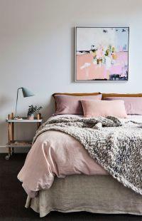 25+ best ideas about Blush Bedroom on Pinterest