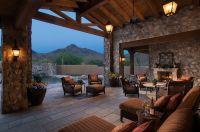 Luxurious patio // Rustic Silverleaf Parks Estate - Luxury ...