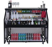 17 Best ideas about Portable Bar on Pinterest | Industrial ...