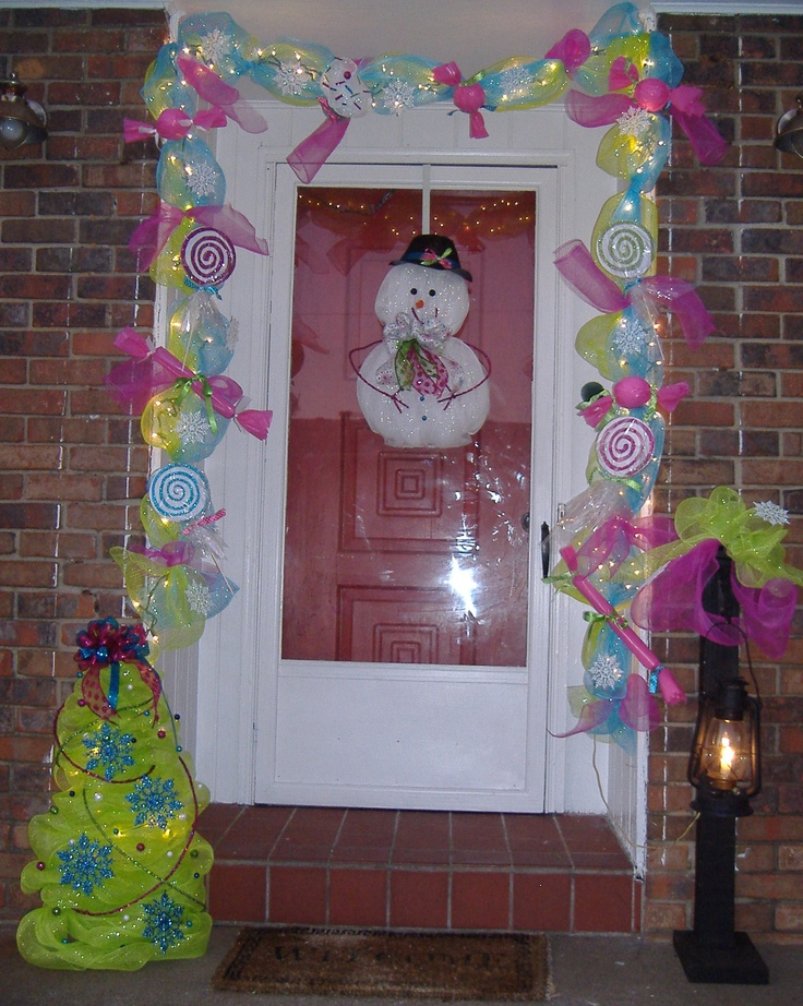 373 best images about Christmas Ideas Candyland Theme on