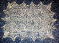 17 Best images about knit lace shawls, Orenburg on ...