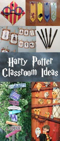25+ Best Ideas about Harry Potter Classroom on Pinterest ...